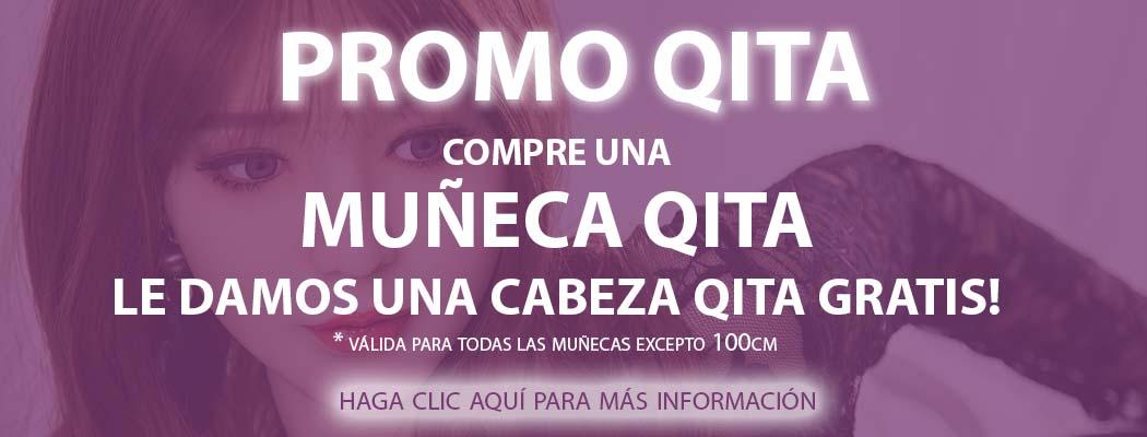 Promo Qita Cabeza Gratis